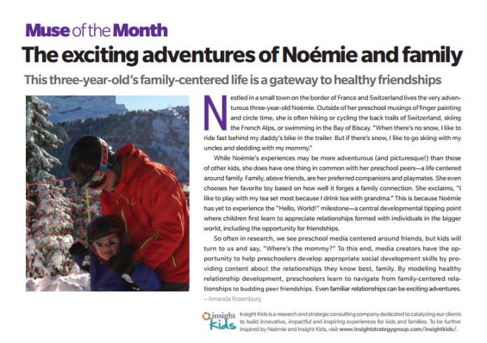 Kidscreen Muse of the Month_Noemie