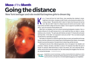 Kidscreen Muse of the Month